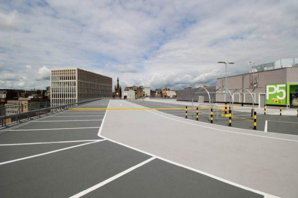 Car Park top deck